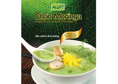 Kết quả hình ảnh cho cháo moringa